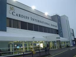 cardiff airport minibus transportation